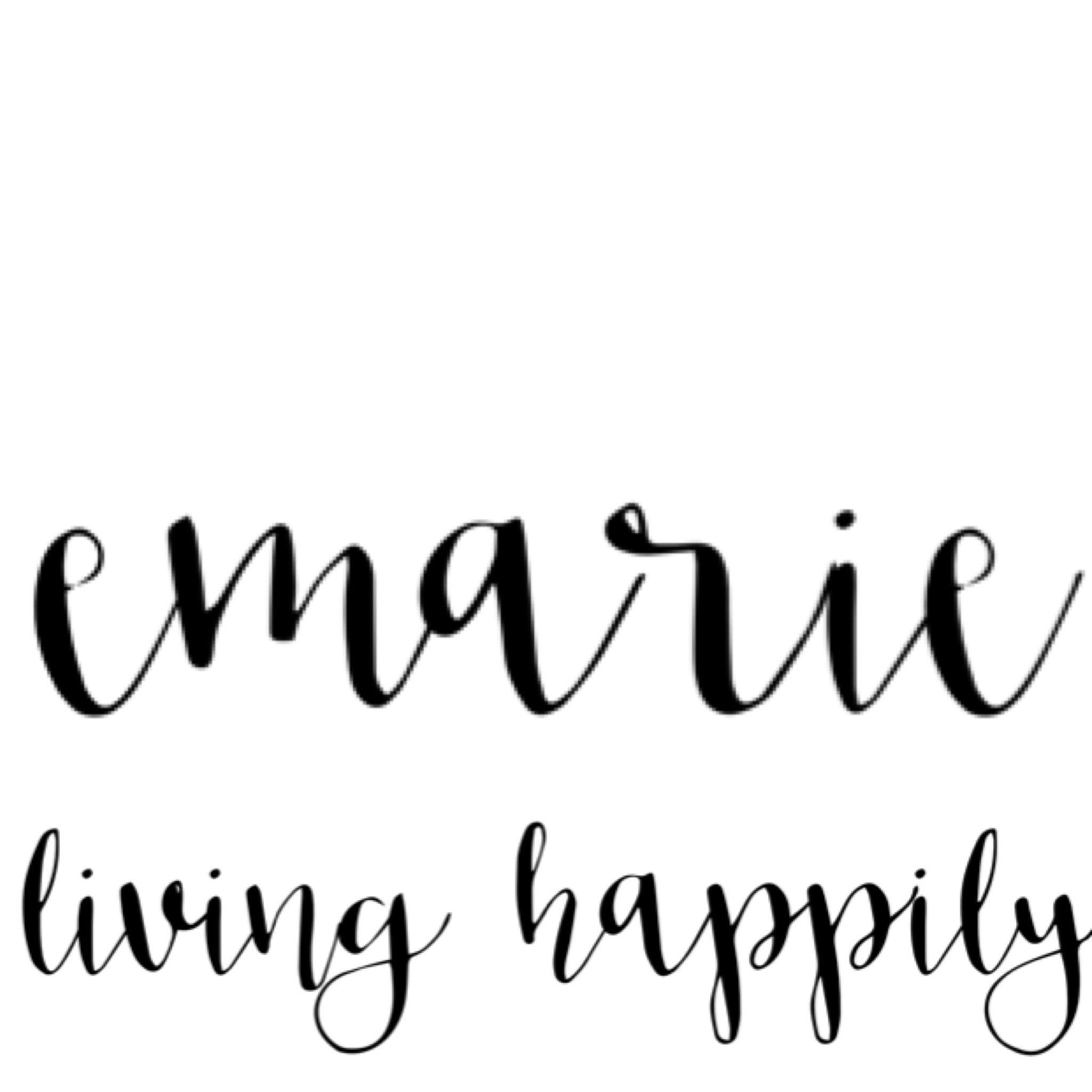 E Marie Living Happily